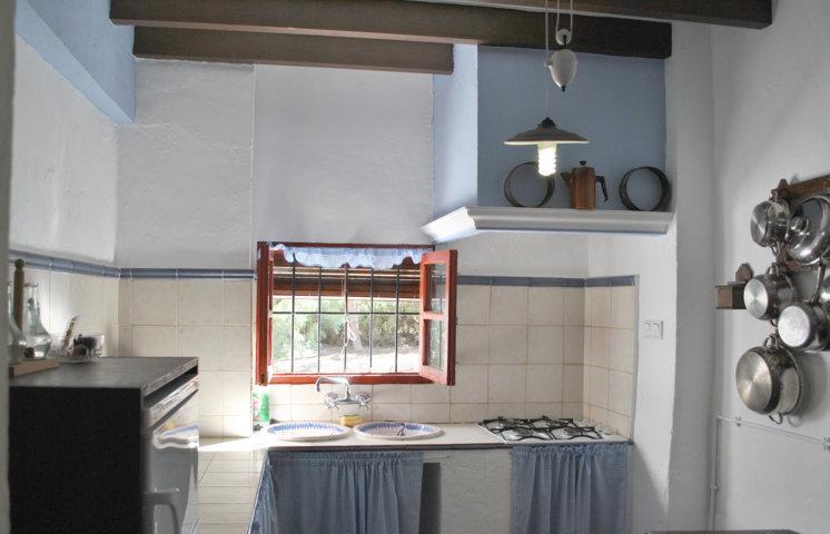 casa pequeña cocina
