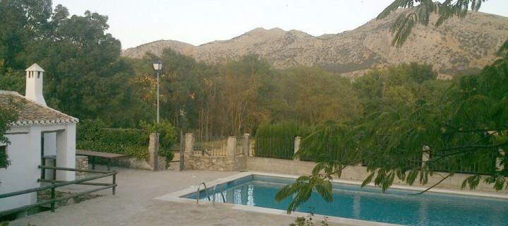 piscina verano