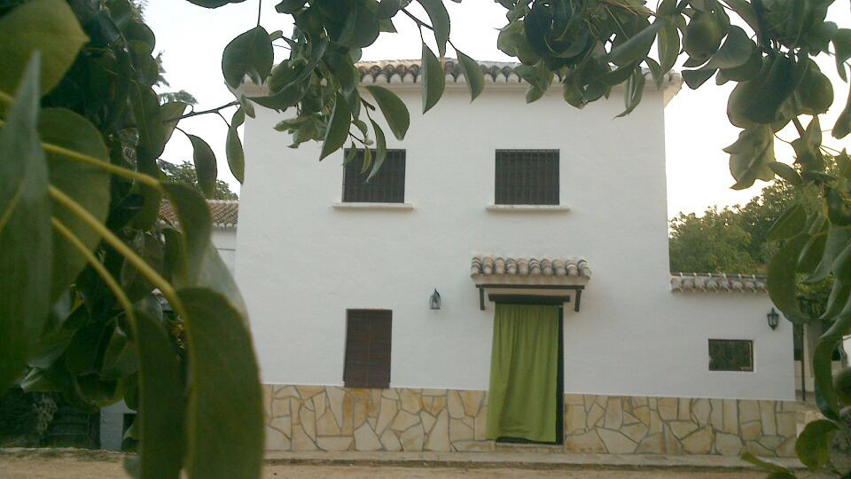 puerta casa pequeña